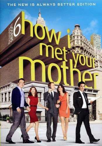 How I Met Your Mother: The Complete Sixth Season DVD