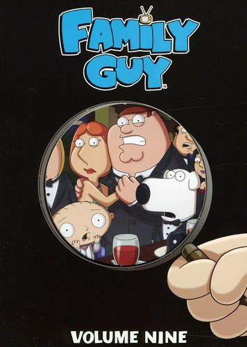 Family Guy, Vol. 9 DVD