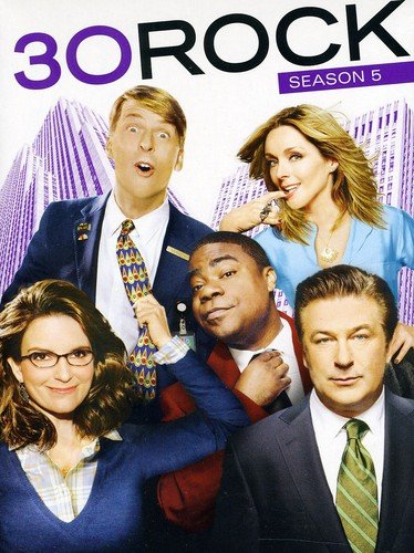 30 Rock: Season 5 DVD