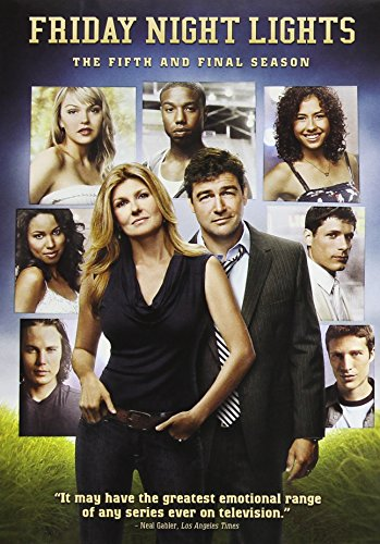 Friday Night Lights: The Fifth Season DVD