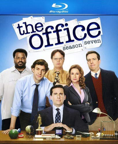 The Office: Season Seven DVD