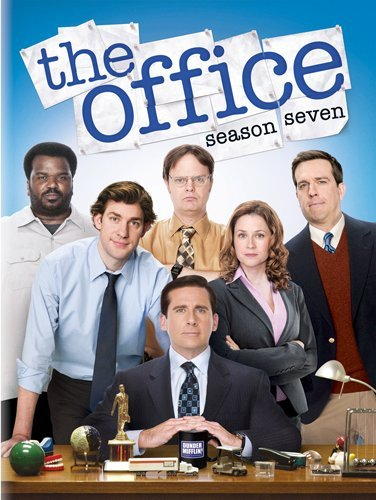 The Office: Season Seven [Blu-ray] DVD
