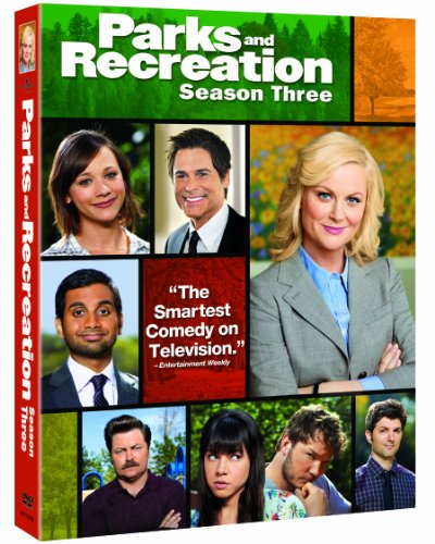 Parks & Recreation: Season 3 DVD
