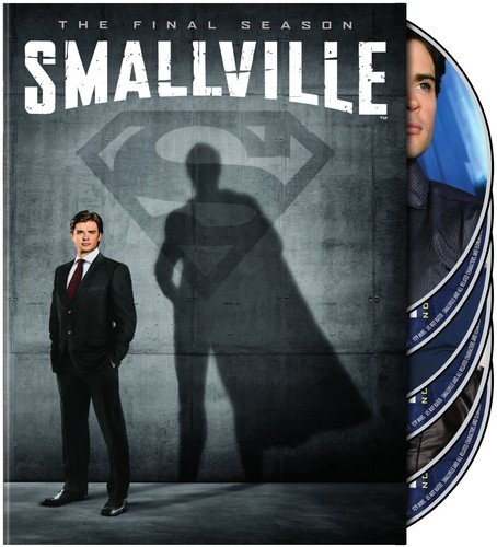 Smallville: The Complete Tenth Season DVD