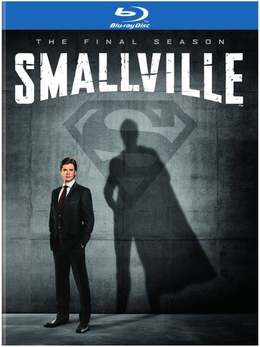 Smallville: The Complete Tenth Season [Blu-ray] DVD