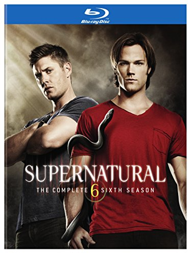 Supernatural: The Complete Sixth Season [Blu-ray] DVD
