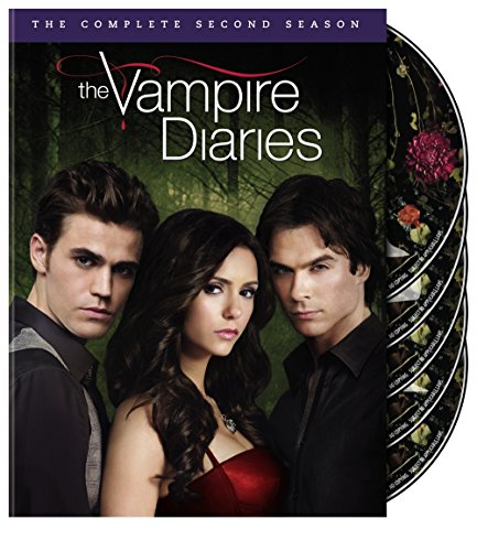 The Vampire Diaries: The Complete Second Season DVD