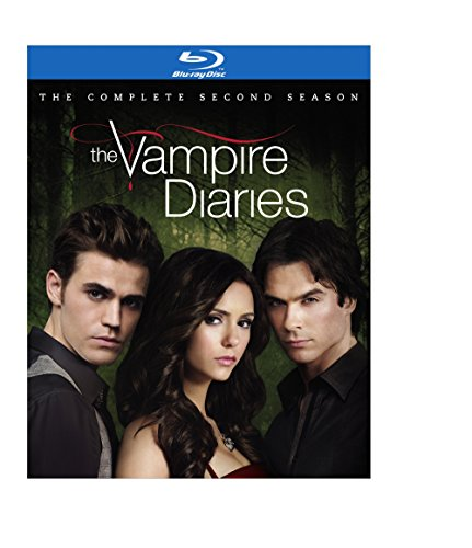 The Vampire Diaries: The Complete Second Season [Blu-ray] DVD