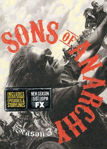 Sons of Anarchy: Season Three DVD