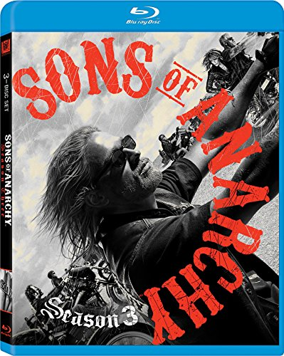 Sons of Anarchy: Season Three [Blu-ray] DVD