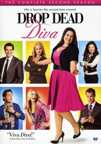 Drop Dead Diva: The Complete Second Season DVD