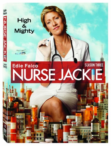 Nurse Jackie: Season Three DVD