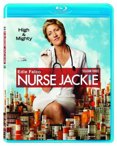 Nurse Jackie: Season Three [Blu-ray] DVD
