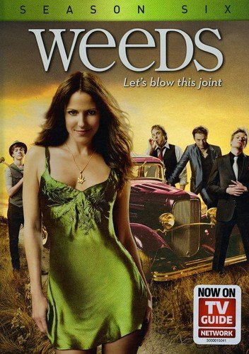 Weeds: Season Six DVD