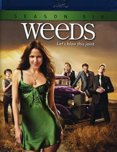 Weeds: Season Six [Blu-ray] DVD