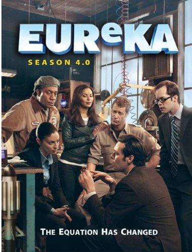 Eureka: Season 4.0 DVD