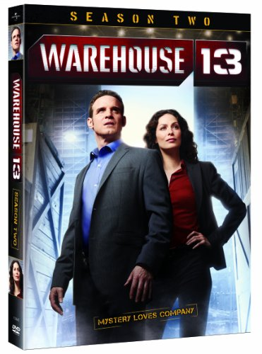 Warehouse 13: Season 2 DVD