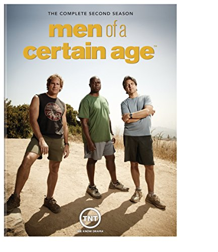 Men of a Certain Age: Season Two DVD