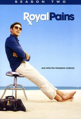 Royal Pains: Season Two DVD