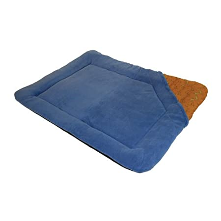 Kurgo Wander Bed -blue-large