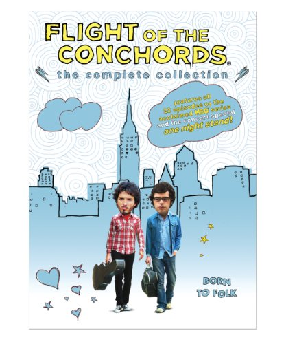 Flight of the Conchords: Complete Collection  DVD