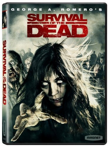 George Romero's Survival of the Dead DVD