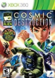 Ben 10 Ultimate Alien: Cosmic Destruction (2010) (Video Game)