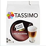 Product Image of TASSIMO Carte Noire Latte Macchiato 16 Capsules, 8 Servings...