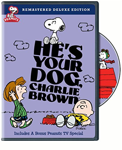 Hes Your Dog, Charlie Brown cover
