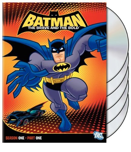Batman: Brave & The Bold - Season One Part One DVD