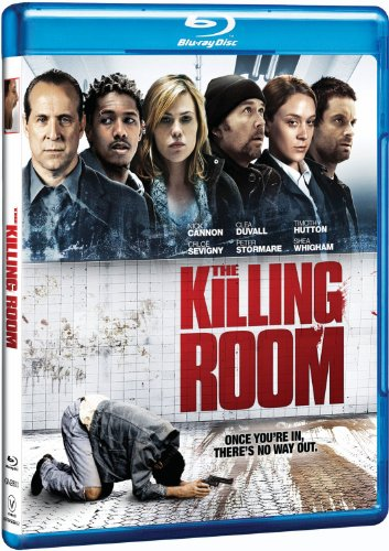 The Killing Room [Blu-ray] DVD