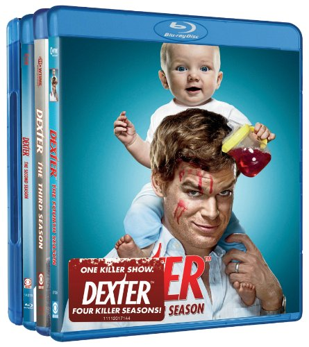 Dexter: Four Season Pack [Blu-ray] DVD