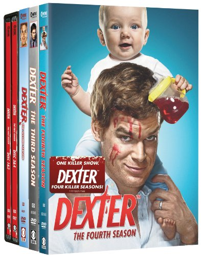 Dexter: Four Season Pack DVD