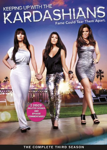 Keeping Up with the Kardashians: The Complete Third Season DVD