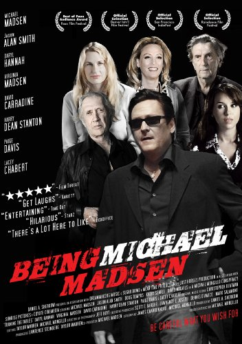 Being Michael Madsen DVD