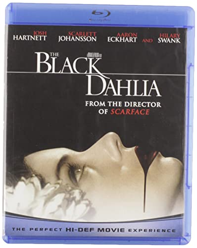 The Black Dahlia [Blu-ray] DVD