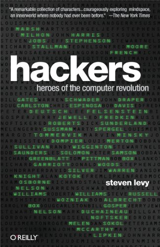 55. Hackers: Heroes of the Computer Revolution - 25th Anniversary Edition