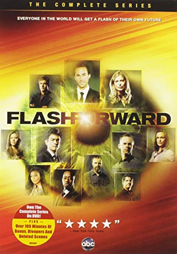 FlashForward: The Complete Series cover