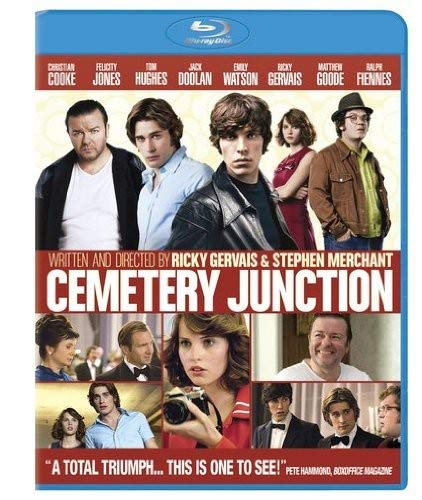 Cemetery Junction [Blu-ray] DVD
