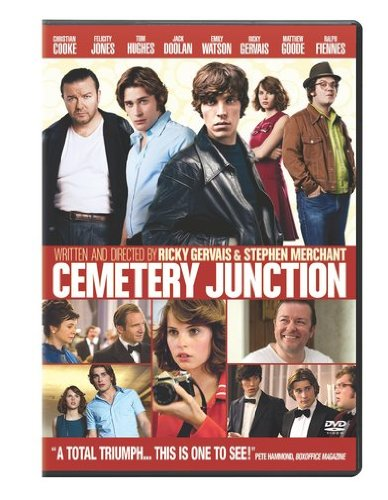 Cemetery Junction DVD