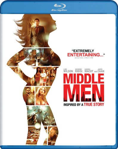 Middle Men [Blu-ray] DVD
