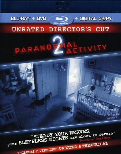 Paranormal Activity 2 [Blu-ray] DVD
