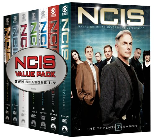 NCIS: Seasons One-Seven DVD