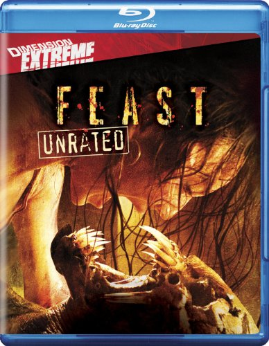 Feast [Blu-ray] DVD