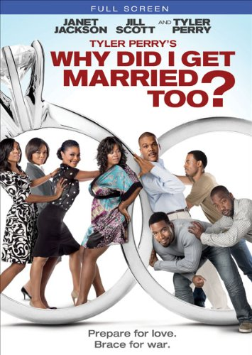Why Did I Get Married Too?  DVD