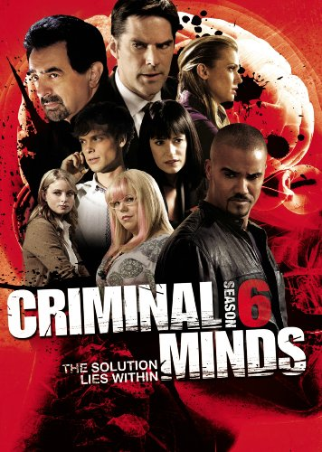 Criminal Minds: The Sixth Season DVD