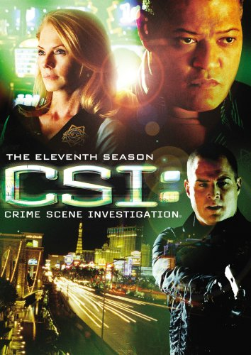 C.S.I. Crime Scene Investigation: The 11th Season DVD