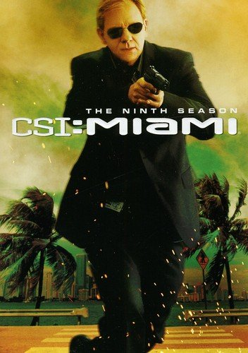 C.S.I.: Miami - The Ninth Season DVD