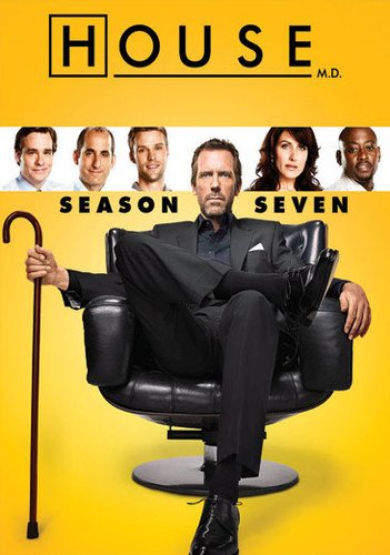 House, M.D.: Season Seven DVD