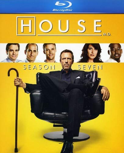 House, M.D.: Season Seven [Blu-ray] DVD